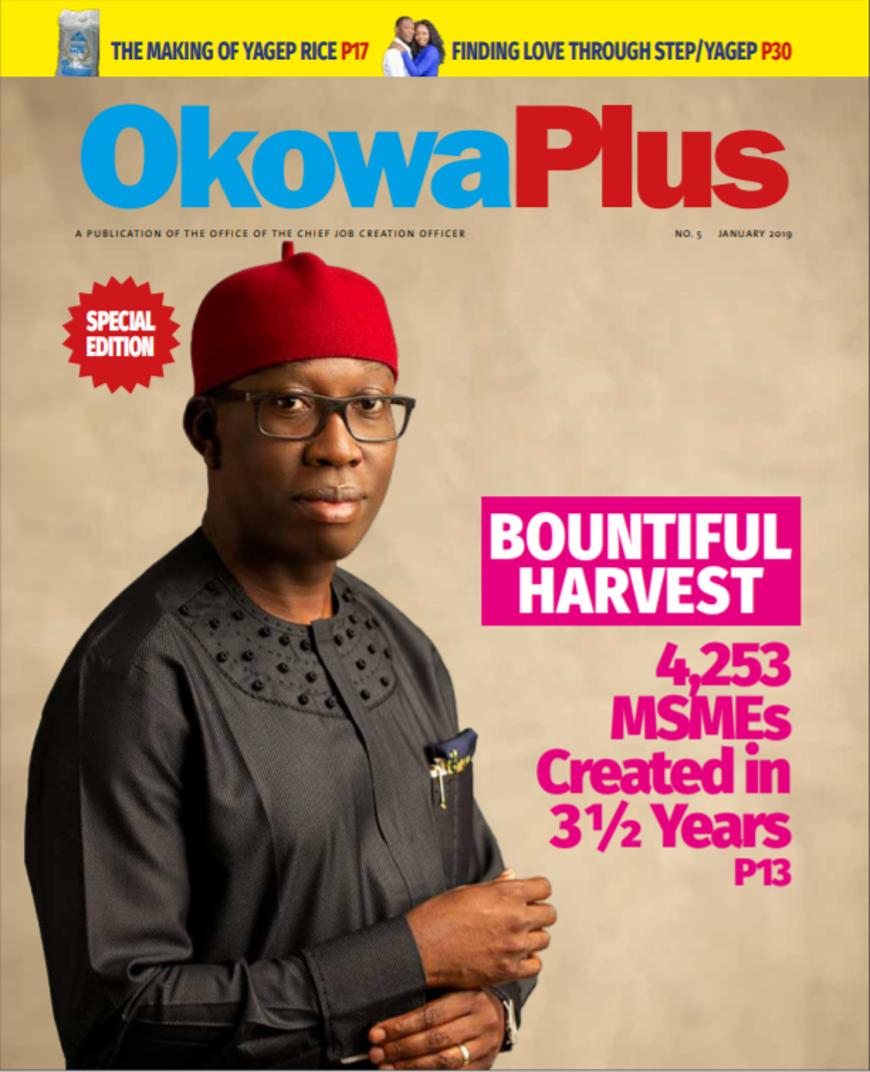 OkowaPlus Newsletter Vol. 5