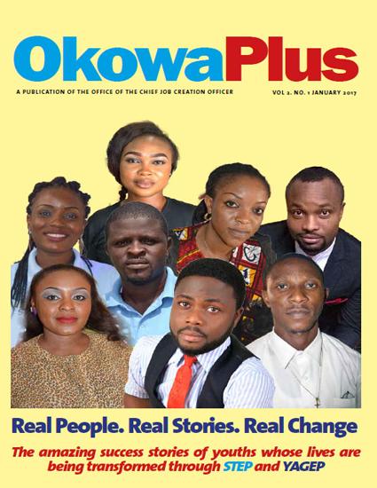 OkowaPlus Vol. 3 Image